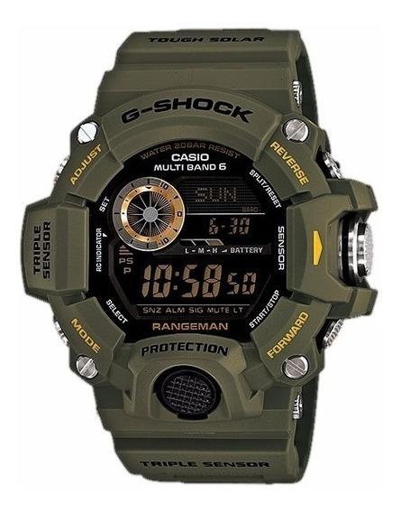 Relógio Casio G-shock Gw-9400-3 Rangeman