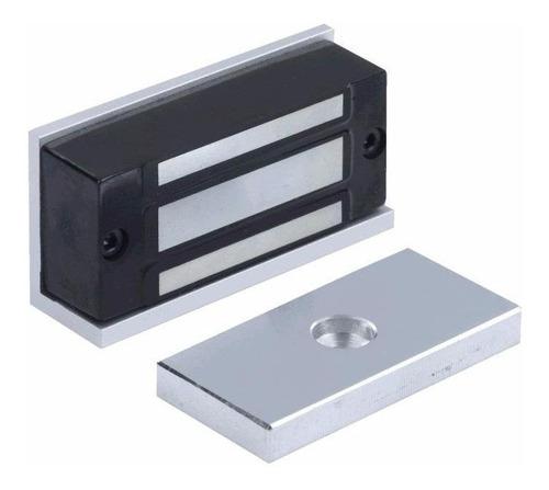 Cerradura Magnética De Contacto 60kg Marca Cygnus