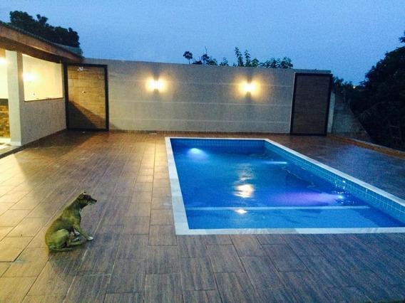 Chácara Em Residencial Praia Dos Namorados, Americana/sp De 600m² 4 Quartos À Venda Por R$ 1.200.000,00 - Ch175312