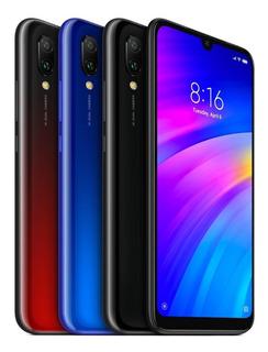 Xiaomi Redmi 7 64gb 3gb Ram 4g Lte Huella Dual Sim