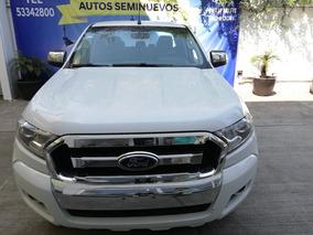 Ford Ranger 3.2 Xlt Diésel Cabina Doble 4x4 At 2017*somos Ag