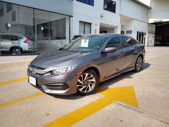 Honda Civic 2018 4p Ex Sedn L4/2.0 Man
