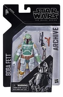 Muñeco Star Wars Boba Fett Original Hasbro
