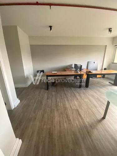 Sala Para Aluguel Em Cambuí - Sa287252