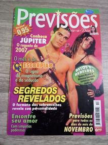 Revista Previsões - Rbd - Fernanda Vasconcellos