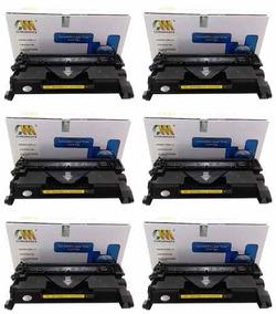 6 Toner Compatível Cf226a Cf226 26a   M426dw M426fdw M402n