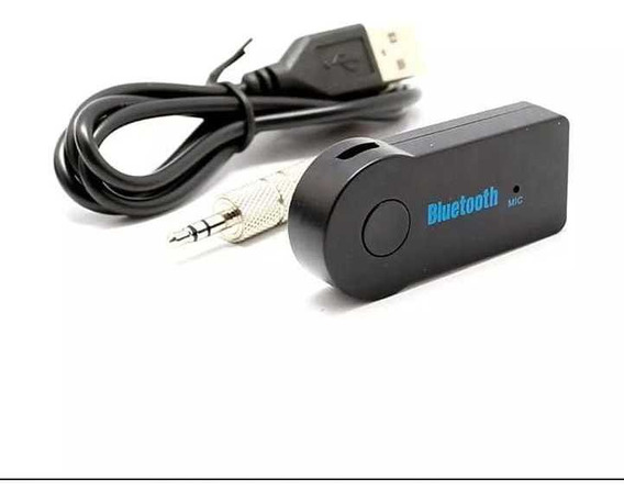 Car Mp3 Audio Bluetooth Transmissor Auxiliar