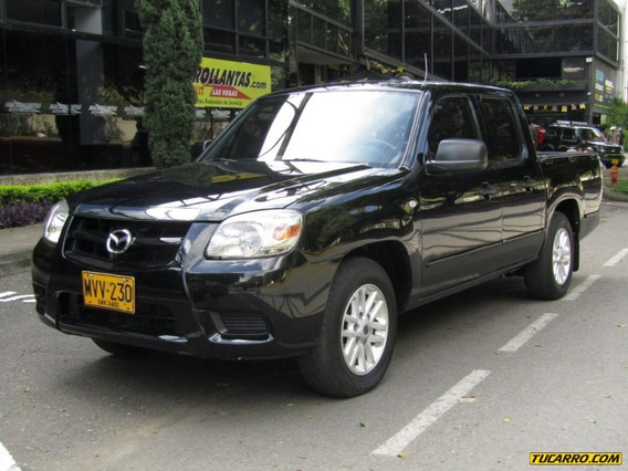 Mazda Bt-50 2200 Cc Mt 4x2