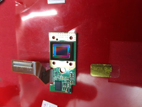 Flat Sensor Ccd Gopro Hero 3+ - 656-03106-000