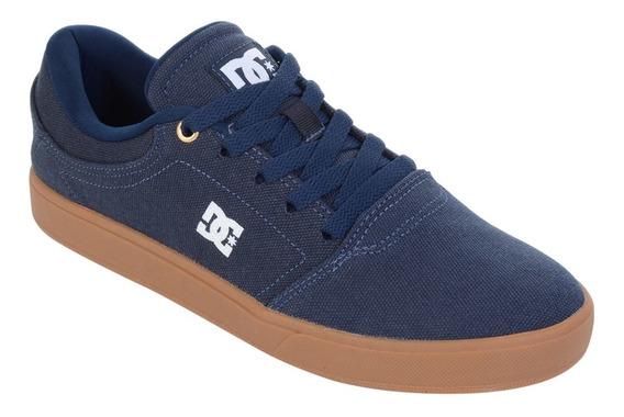 Tênis Dc Shoes Crisis Tx La Marinho