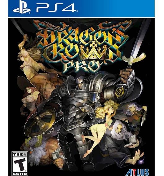 Dragons Crown Pro Battle Hardened Edition - M Física - Novo
