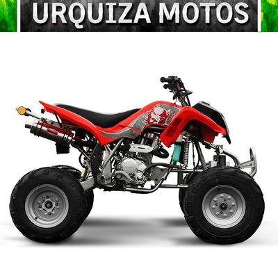 Cuatriciclo Quad Motomel Pitbull 200 0km Urquiza Motos