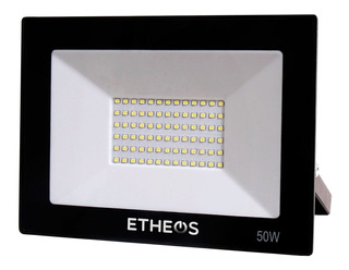 Reflector Led 50w Etheos Ip65 Con Soporte 35000 Hrs
