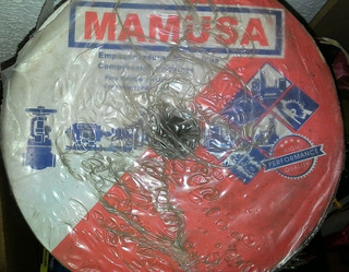 Cabulina Packing Cuadrada Teflonada De 1/4´ Mamusa