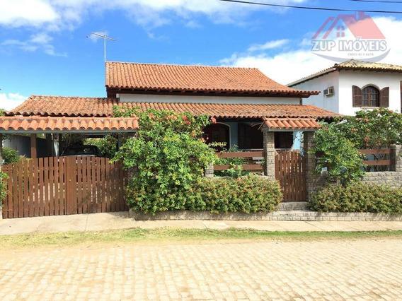 Casa Residencial À Venda, Praia Do Sudoeste, São Pedro Da Aldeia. - Ca0222