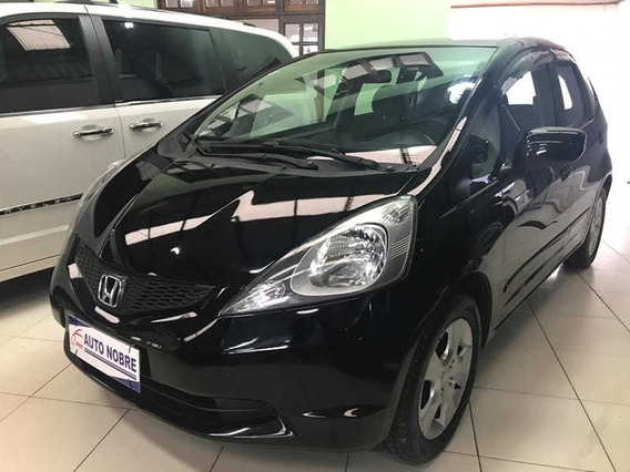 Honda Fit Lx 1.4 16v Flex Aut. 2012