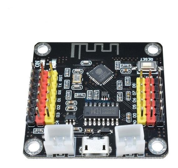 Placa Esp8285 Wi-fi - Ch340 Nodemcu Esp8266 Robótica Iot