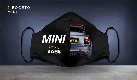 Cubre Boca Mini Cooper Gp Edición Safe Refacciones