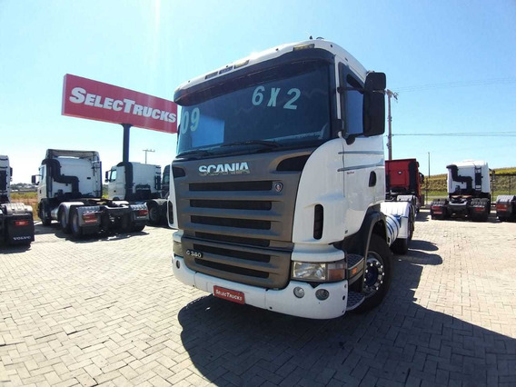 Scania G 380 6x2 - Selectrucks