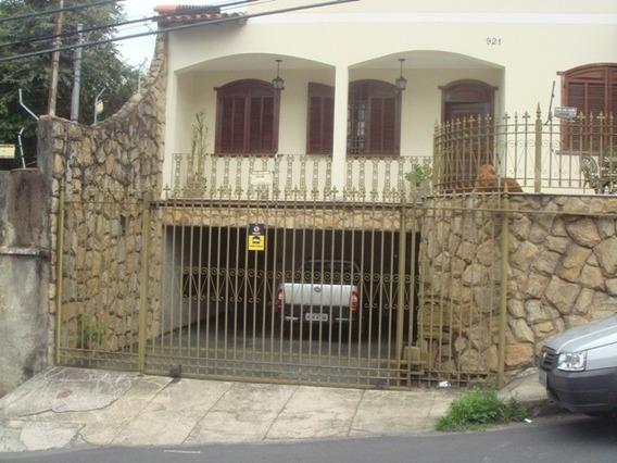 Casa Com 4 Quartos Para Comprar No Sagrada Família Em Belo Horizonte/mg - 974