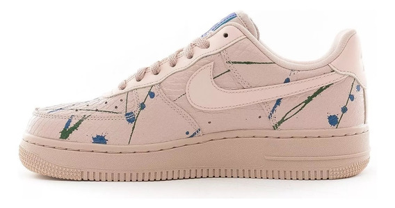 Zapatillas Nike Mujer Air Force Lx Envio Gratis Particle