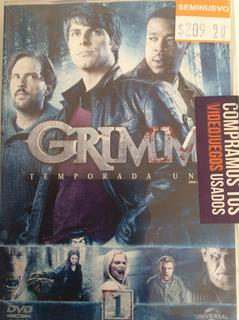 Grimm Temporada 1 - Original