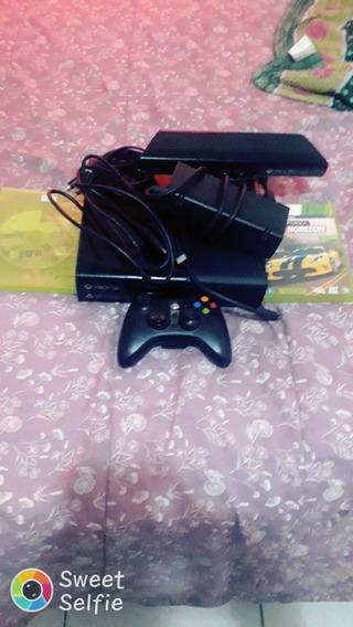 X Box 360bloqueado Com 3 Jogos