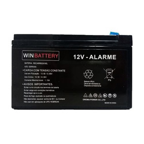 Bateria Para Alarme Secpower 12v 7ah