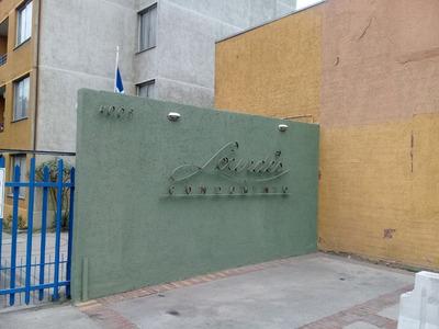 Vendo Departamento Condominio Lourdes Carrascal 4007 Piso 1