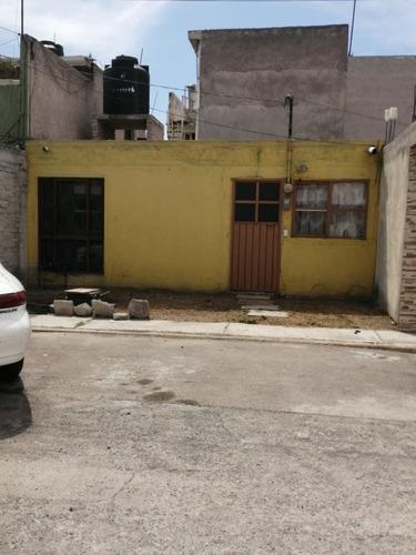 Venta Casa De Una Planta, San Pablo De Las Salinas Tultitlan