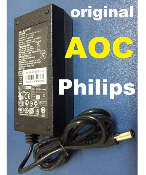 Fonte Original Tv Monitor Aoc Philips 12v 3a Tpv Adpc1236 U