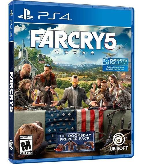 Far Cry 5-ps4 Original 1