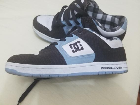 Tênis Dc Shoe Usa Original Importado Usado