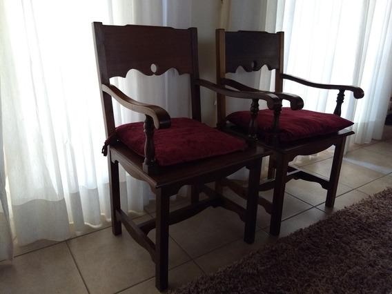Cadeira Imbuia