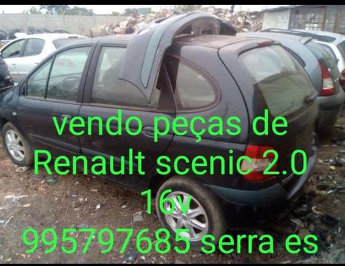 Renault Scenic 2002 2.0 16v Rt Aut. 5p