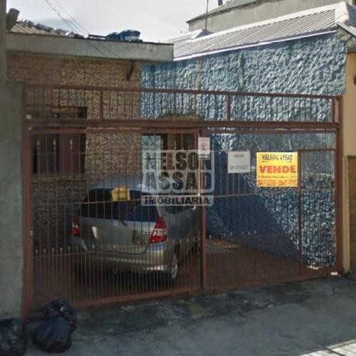 Imagem 1 de 1 de Casa Térrea Para Venda No Bairro Penha De França, 2 Dorm, 0 Suíte, 2 Vagas - 1658