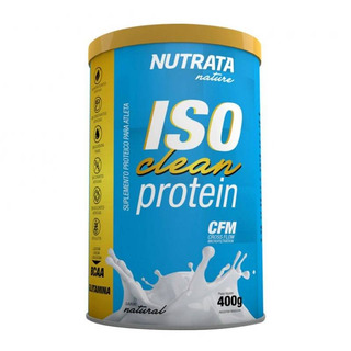 Iso Clean Protein - 400g - Nutrata