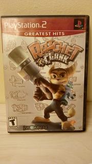 Juego De Ps2: Ratchet Y Clank