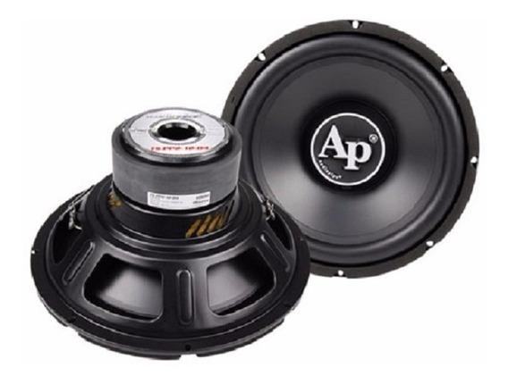 Subwoofer Audiopipe 15 Ts Pp2 15 1500w Bobina Simple