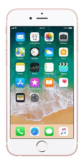 iPhone 6s 32gb Câmera 12mp Ouro Rosa Tela 4,7 Mn122br/a