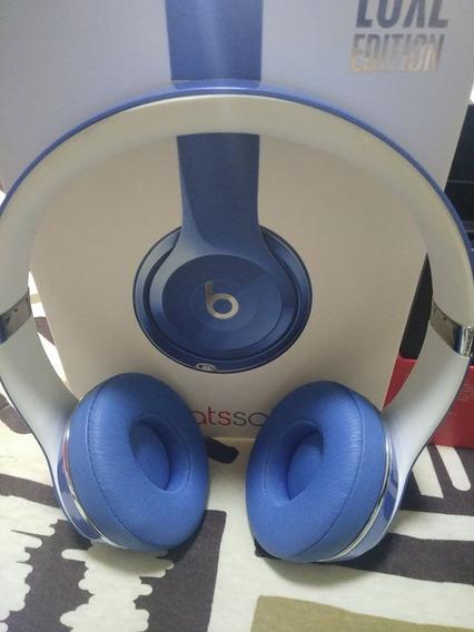 Fone De Ouvido Beats Solo 2 Deluxe Azul