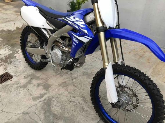 Yamaha Yzf 450 2018 Oficial