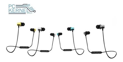 Imagen 1 de 1 de Audífono Bluetooth V4.2 Estéreo Manos Libres Música Magnetic