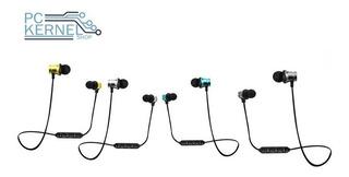 Audífono Bluetooth V4.2 Estéreo Manos Libres Música Magnetic