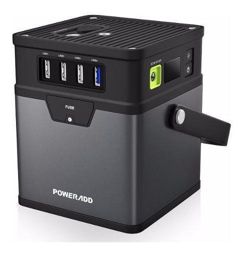 Generador Portátil Inversor Energía 100v 60hz, 100w Ac