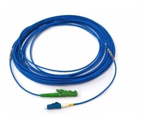 Petcom - Cordão Óptico - E2000 Apc P/ Lc Apc