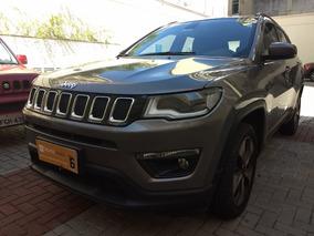 Jeep Compass 2.0 Longitude Flex Aut. 5p Única Dona
