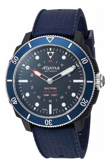 Alpina Al-282lnn4v6 Reloj Inteligente Horologico Con Visuali