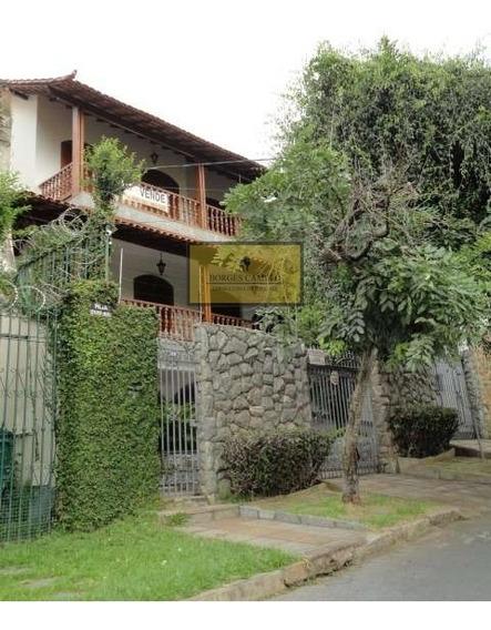 Excelente Casa 5 Quartos - Mangabeiras - 4046