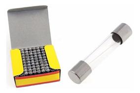 Fusível De Vidro 6x30 - Escolha O Modelo - 100 Peças
